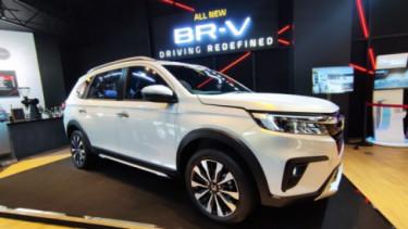 All New Honda BR-V. Foto: 100KPJ/Farhan.