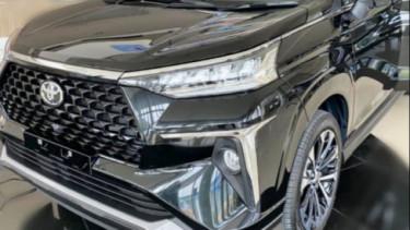 All New Toyota Avanza Veloz, ganteng banget