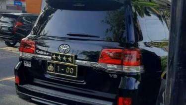 Mobil Kapolri, Toyota Land Cruiser