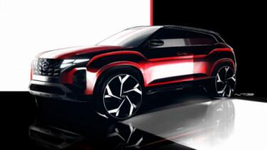 Hyundai Creta buatan Indonesia siap jegal Raize