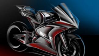 Motor listrik perdana Ducati.