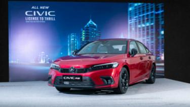 All New Honda Civic RS